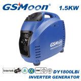 Pouvoir maximum 1.8kw la plupart de générateur silencieux d'inverseur avec l'homologation