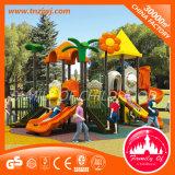 Les diapositives de terrain de jeux pour enfants Commercial Terrain de jeux extérieur