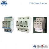 Système d'énergie solaire 3 pôles DC1200V 40KA PV un protecteur de surtension