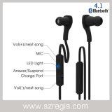 iPhone Samsungのためのステレオの無線Bluetooth V4.1のヘッドホーンのイヤホーンのヘッドセット