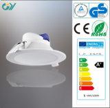 6000k 8W Integrated DEL Down Lighting avec du CE RoHS