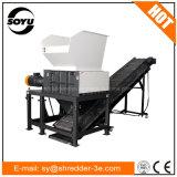 Vier Ontvezelmachine van /Plastic van de Ontvezelmachine Shat/de Ontvezelmachine van het Afval/de Ontvezelmachine van de Trommel