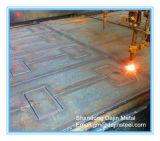 Plaque en acier résistante à l'usure à l'épreuve des balles de Nm400 Nm500/tôle de blindage
