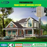 容易な構築ライトモジュラー設計を用いる鋼鉄プレハブの別荘の家