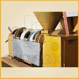 Prensagem a frio combinadas prensa de óleo vegetal de extração de óleo Yzlxq140