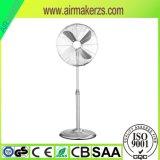 """110-240V 50W 16"""" Matel ventilateur statif avec GS/ce/SAA/Atteindre pour l'Autriche/Europe"""