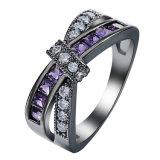 Горячие обручальные кольца Princess Женщины Венчания