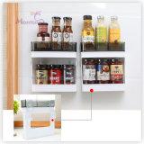 Rack de cozinha de plástico Spice Organizer Spice Rack