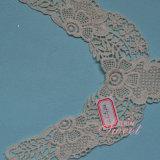 Collier à la mode Collier en coton à la broderie bordure Colar Lace