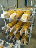 移動式操作の手段のための水圧シリンダ