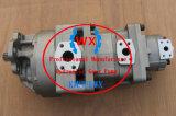 705-58-44050 bomba de engrenagem hidráulica para a escavadora D375A-3/5