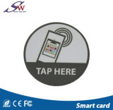 Tag passivo Printable do logotipo 13.56MHz RFID para seguir