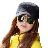 Sombrero/casquillo militares lavados básicos del algodón de la manera