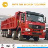 30 톤 수용량 HOWO 덤프 트럭/20cbm 팁 주는 사람 트럭