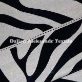 Постельное белье из хлопка смешанных велюр обивка волокнистую ткань для диван