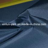Tafetán de nylon etiqueta tela de tafetán para el bolso / tienda / Paraguas