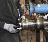 피스톤간 쓰레기 트럭 기계에서 사용되는 두 배 임시 유압 기름 실린더