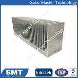 Алюминиевый профиль алюминиевый радиатор с вентилятором