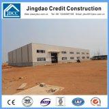 Edificio de acero de los paneles de emparedado de la fibra de vidrio