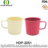 Tazza di bambù organica biodegradabile della fibra (HDP-2051)