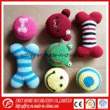 赤ん坊のギフトのための熱い販売の綿手のかぎ針編みくま