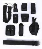 全販売の警察の多機能のナイロン黒い警察戦術的なベルト