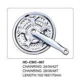 La bicicletta di vendita calda parte la bicicletta Chainwheel di Hongchi e la manovella (HC-CWC-001)
