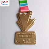 De aangepaste Medaille van het Metaal van de Vorm van de Bus van het Beeldverhaal voor Herinnering