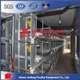 Het Voeden van het ontwerp de Automatische het Drinken Apparatuur van de Kooi van de Kip van de Laag