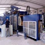 Hohle Block-maschinelle Herstellung-Zeile \ konkrete Ziegelstein-Maschine