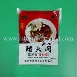 Мешок заедк изготовленный на заказ вакуума качества еды пластичный для рыб заедк