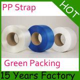 Утилизация материалов высшего качества упаковки из полипропилена ремешка