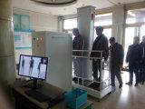 낮은 복용량 가득 차있는 바디 엑스레이 안전 검열 시스템
