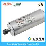 Металл высокой частоты 1000Hz 60000rpm высекая воду шпинделя 75V CNC охладил