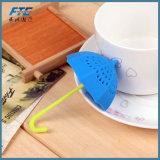 سليكوون شاي [إينفوسر] شاي مصفاة قهوة عشب مرشّح يخلو