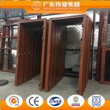 Fornitore dell'esportazione di Dali di portello di alluminio per l'interiore