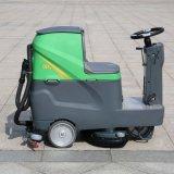 鉛の電池式の3つの車輪の床のスクラバー(DQX6)