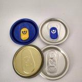 アルミニウム缶ビールのふたの容易な開いた缶のふた