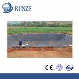 HDPE Geomembrane гильз для рыбных ферм