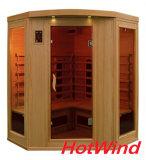 2016 Nueva Sala de sauna infrarrojo lejano de la sala de Sauna (SEK-CP3C)