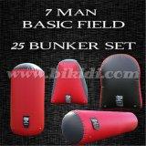 25 дзотов /Inflatable Paintball стандартного пакета дзотов (человека 7) от Китая K8013