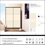 Kundenspezifische moderne hölzerne Tür konzipiert Schlafzimmer