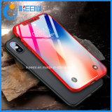 Shockproof schmutzfester voller schützender Telefon-Kasten für iPhone X