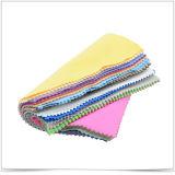Custom ткань из микрофибры чистящая салфетка для очков