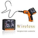 A indústria Vídeogravador com 3,5 polegadas LCD, 1m de cabo de teste, 3.9mm Lente da câmera
