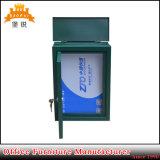 Caja impermeable al aire libre del montaje de la pared de la caja del metal Bas-119