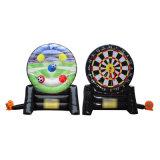 2 zij Opblaasbaar Dartboard chsp530-1 van de Voetbal