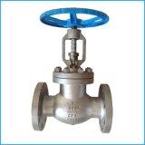 JIS Válvula de compuerta con bridas de hierro fundido PN16 / válvula de purga de agua