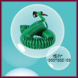 PA verde Nylon Spring Hose di Color 8mm