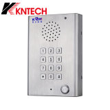 Koontech 청정실 비상 전화 가로변 전화 Knzd-29